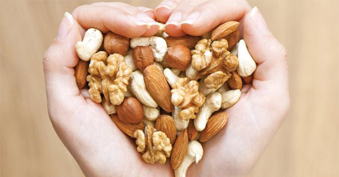 We're Getting Nutty for National Nut Day